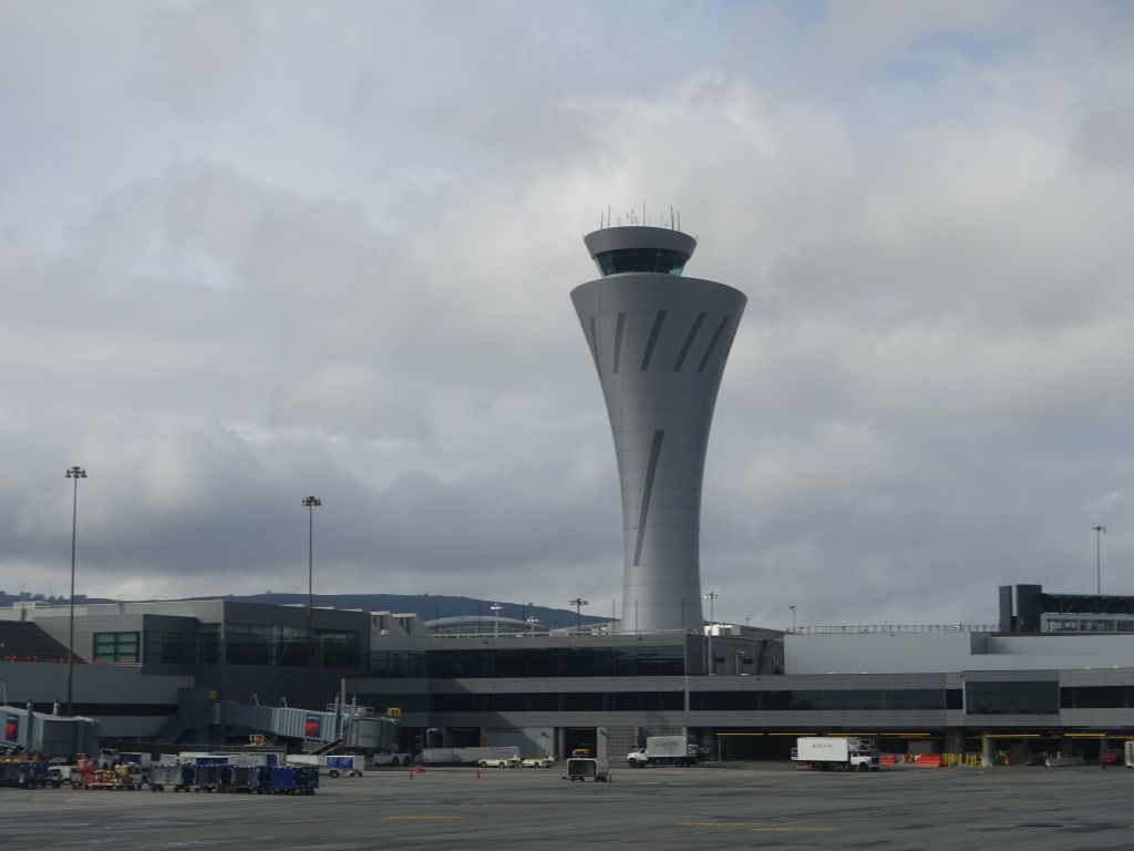 New SFO tower