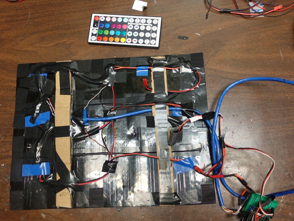 Marcs Public Blog Arduino May 2018 Electrical Panels 101 Two 5ah 16v Lipos Give About 160wh Just Enough To Run 2 10 12h