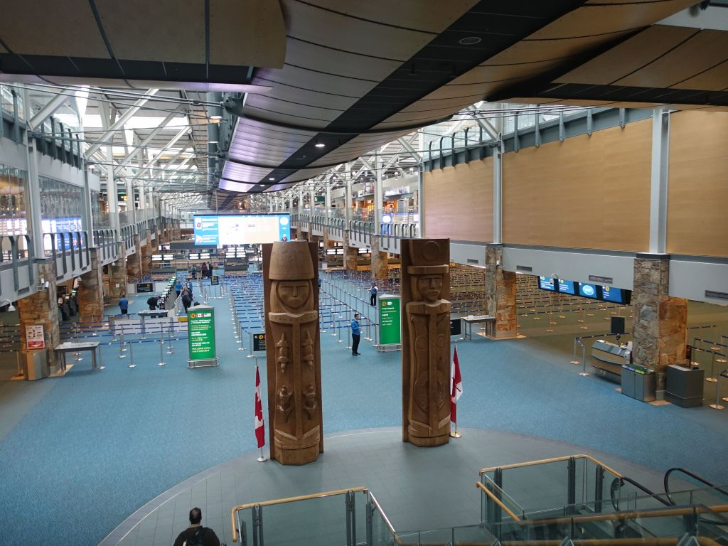 Welcome to Vancouver