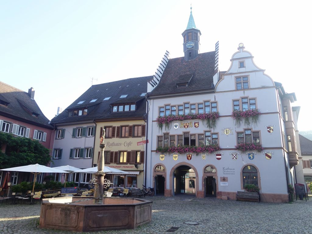 I kept looking for ratatas in the rathaus we saw in multiple towns, but often didn't find any :105)