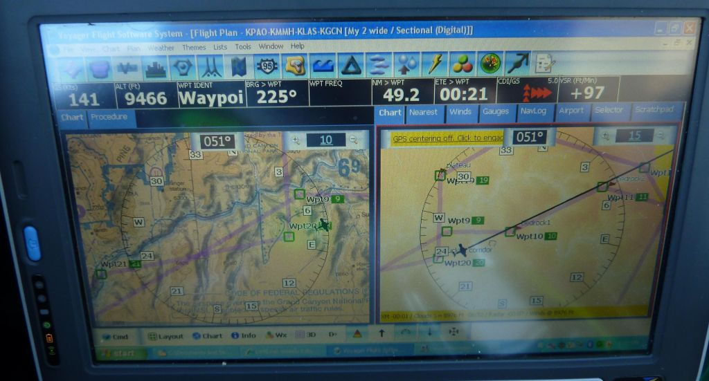 I had a follow the magenta line GPS track plotted to get in the hard to follow corridors