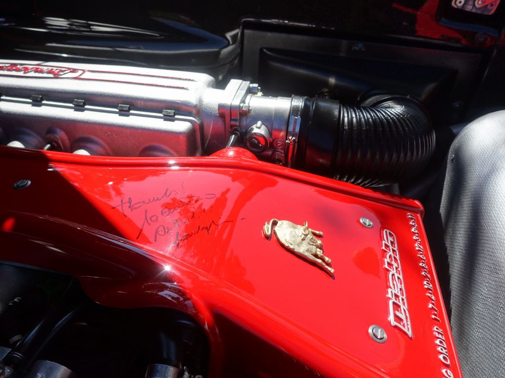 nice to have your engine signed :)