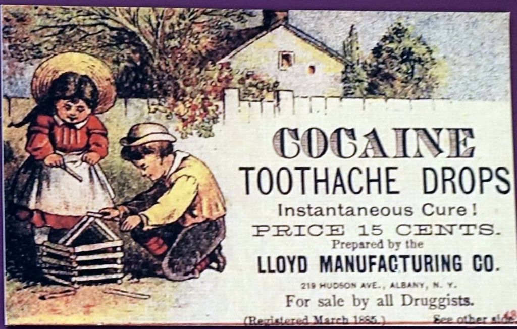 cocaine probably helps for toothaches, sure