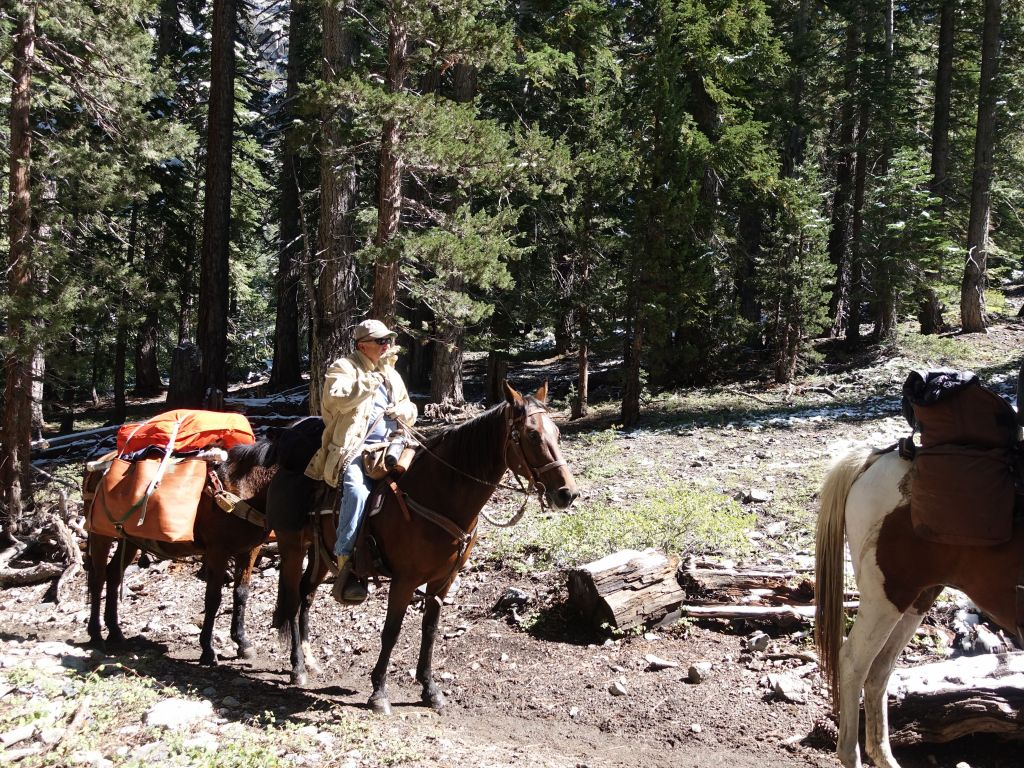 horses on the trail ensured we had a layer of fresh poop on the trail at all times :-/