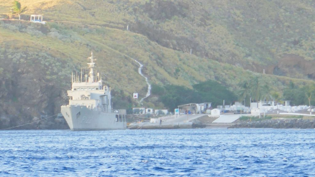 navy base on Socorro Island
