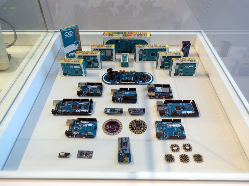 very nice arduino collection
