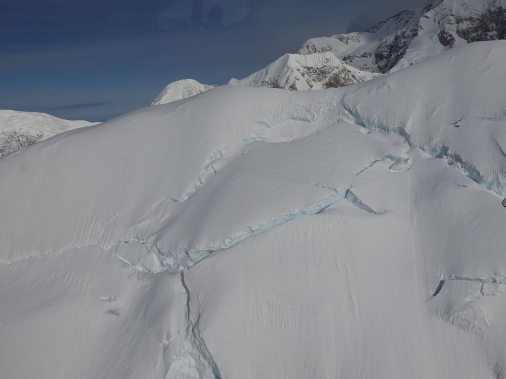 I wouldn't snowboard down this :)