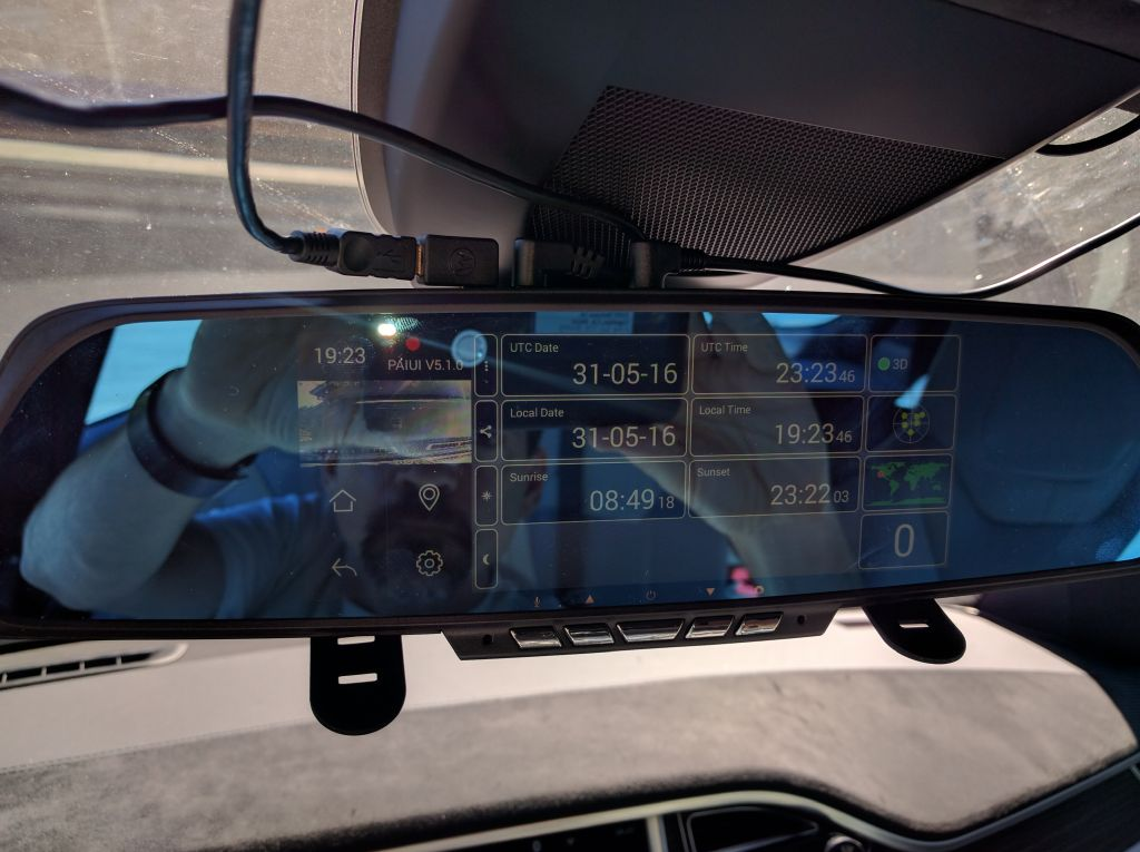 this gives you an idea of how you see cars through the screen