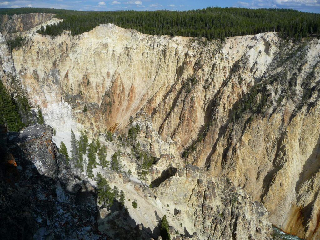 The 'Yellowstone Grand Canyon'