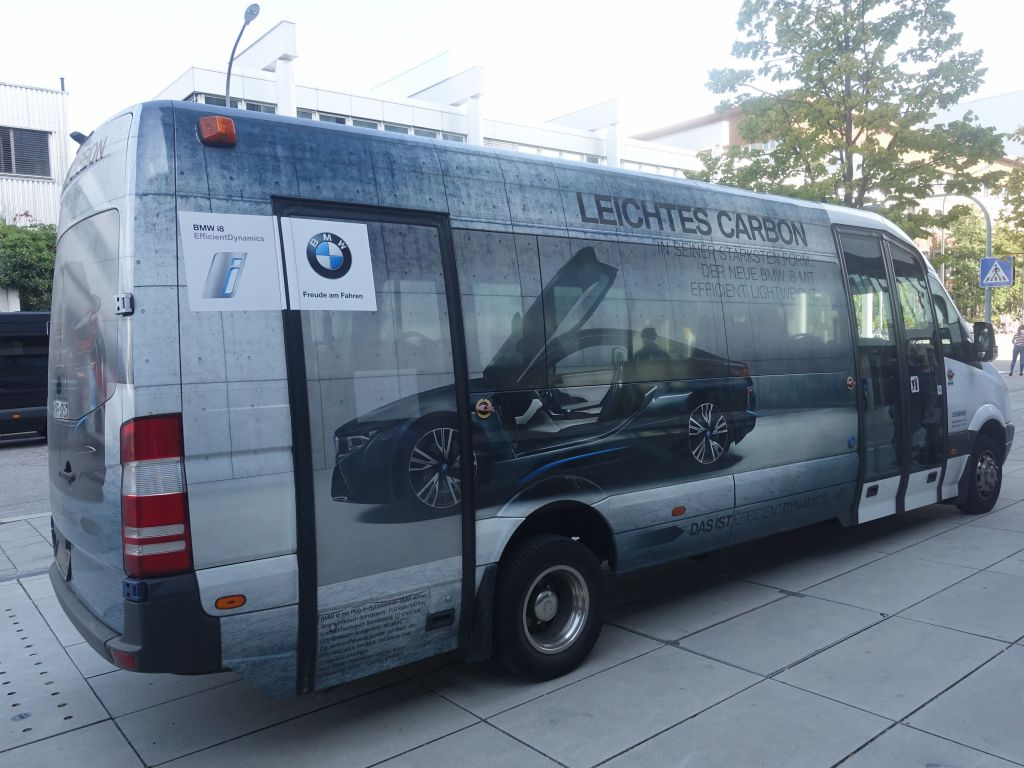 Bmw Factory Tour >> Marc S Blog Cars Bmw Welt Museum And Factory Tour In Munich