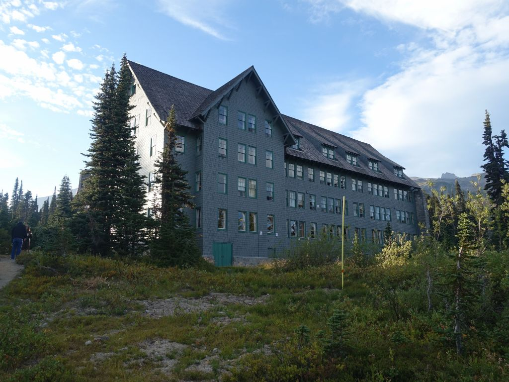 Paradise Camp lodge
