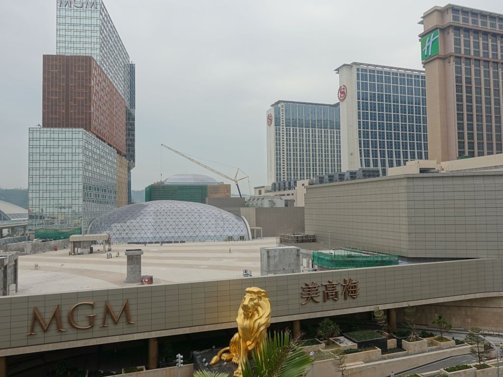 the 2nd MGM