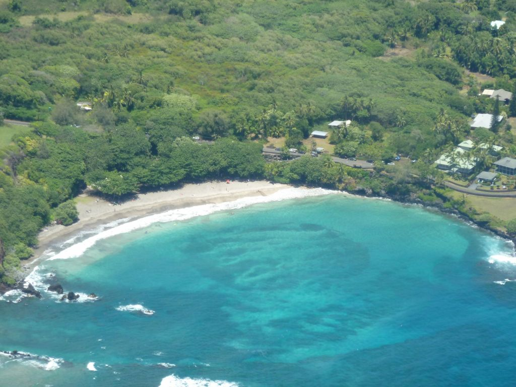 Hamoa Beach south of Hana