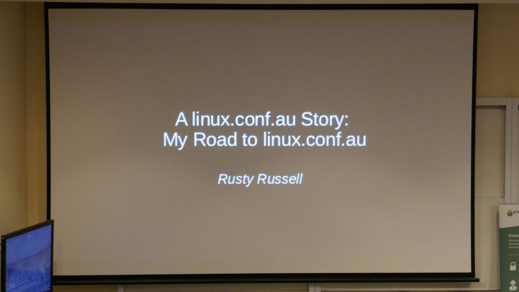 Rusty's keynote for the win :)