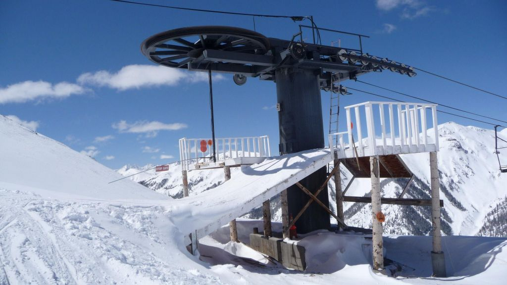 the sole ski lift