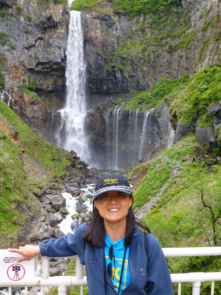 Kegon Falls isn't bad, but if you've been to Yosemite or Maui, it's a bit less impressive :)