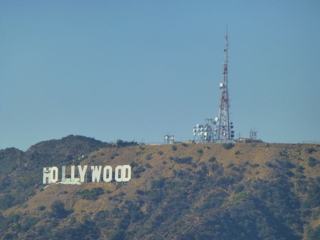 if you have time, you can hike to the Hollywood sign from the park