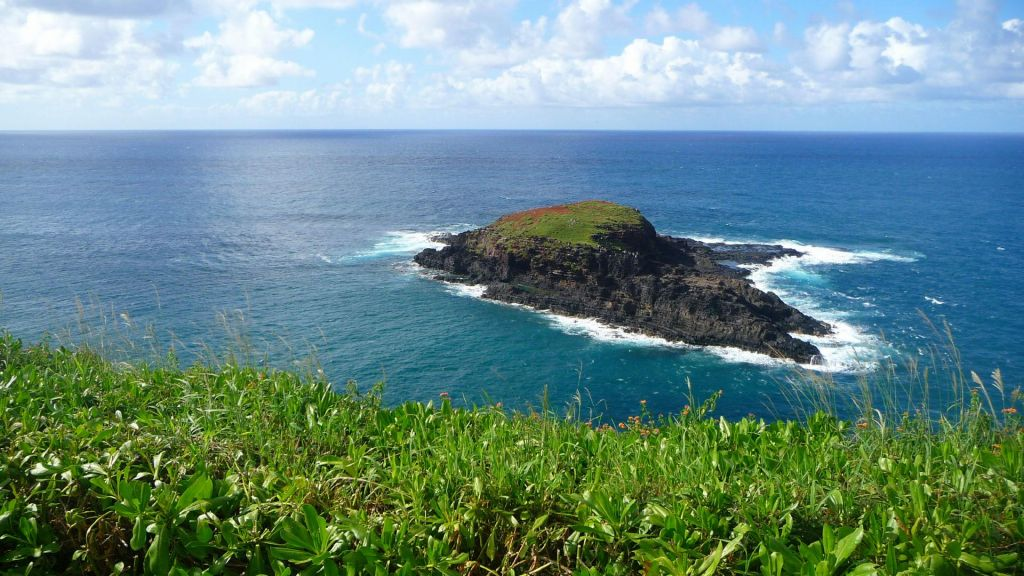 the northmost point of all the Hawaii Islands
