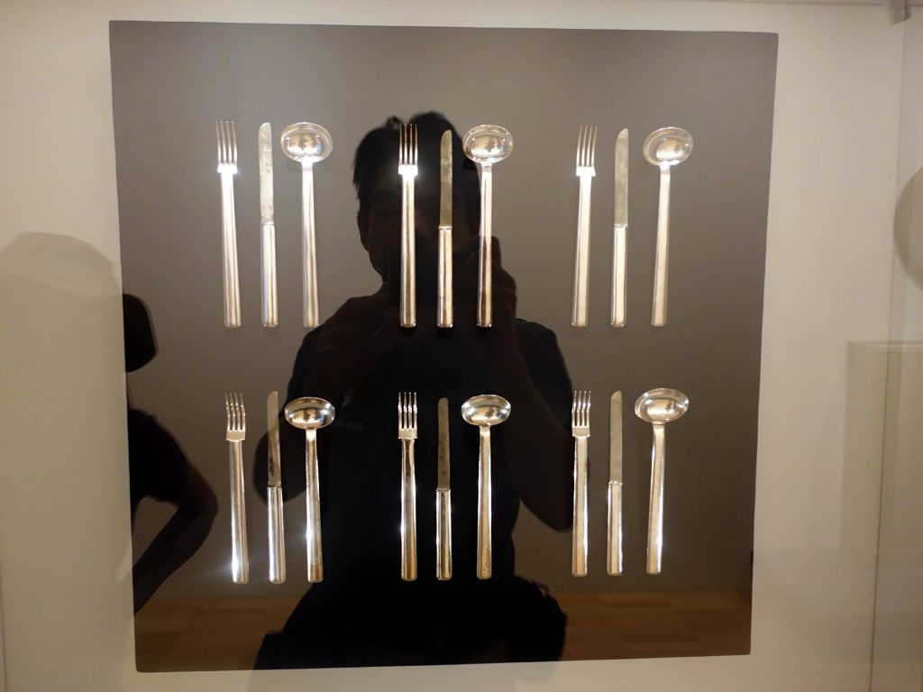 some silverware my dad doesn't even have :)