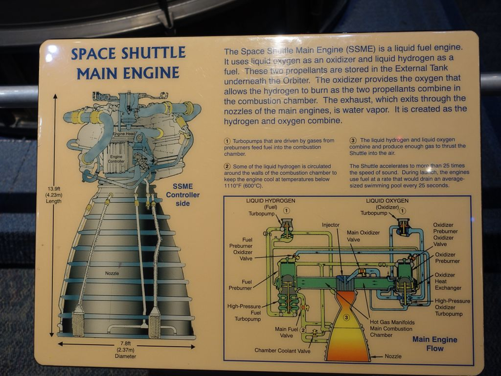 Marcs Blog Flying Houstons Johnsons Space Center Engine Valve Train Diagram Nuclear Propulsion Would Be Good