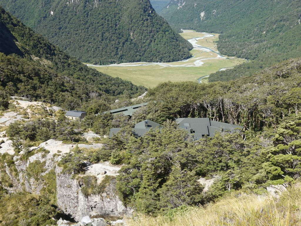 Routeburn Falls Hut