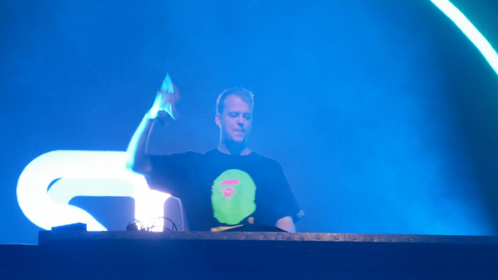 Ruben de Ronde, one of Armin's buddies