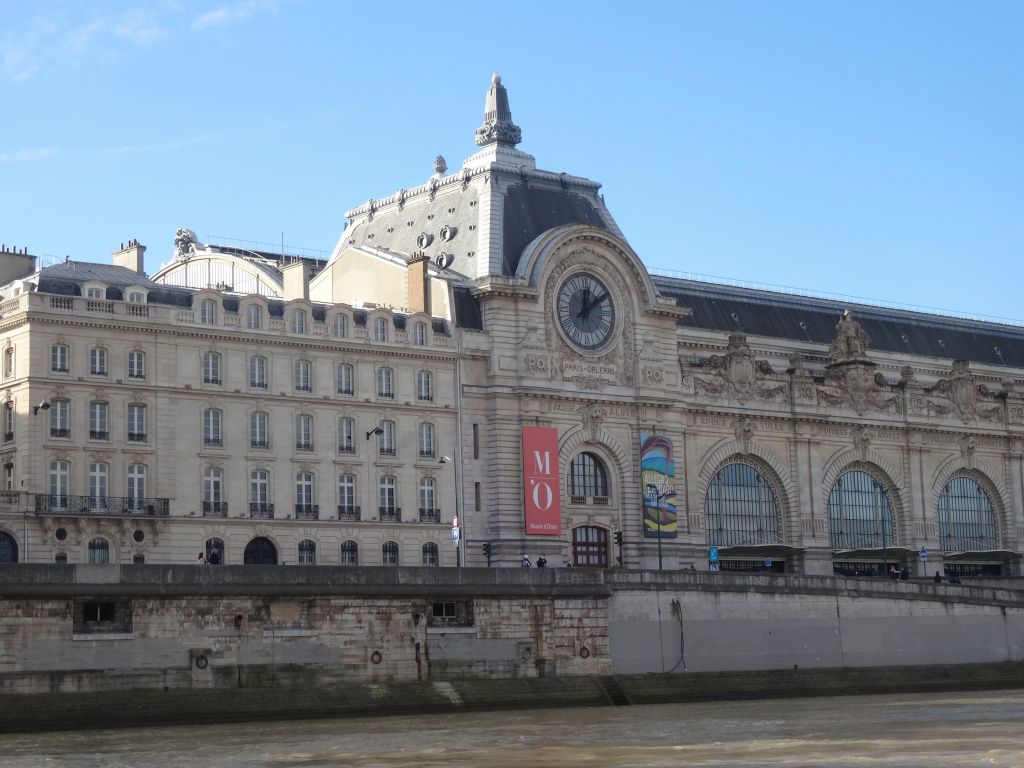 Musée d'Orsay is one place I yet have to go to