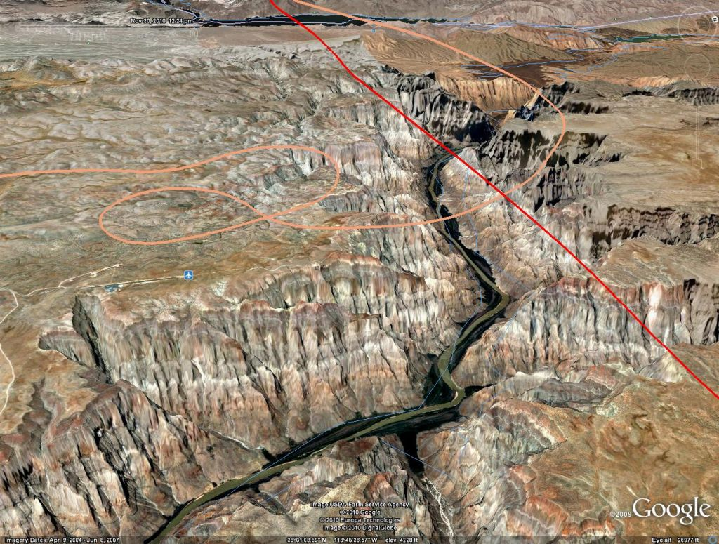 A quick loop around Grand Canyon West and the Skywalk