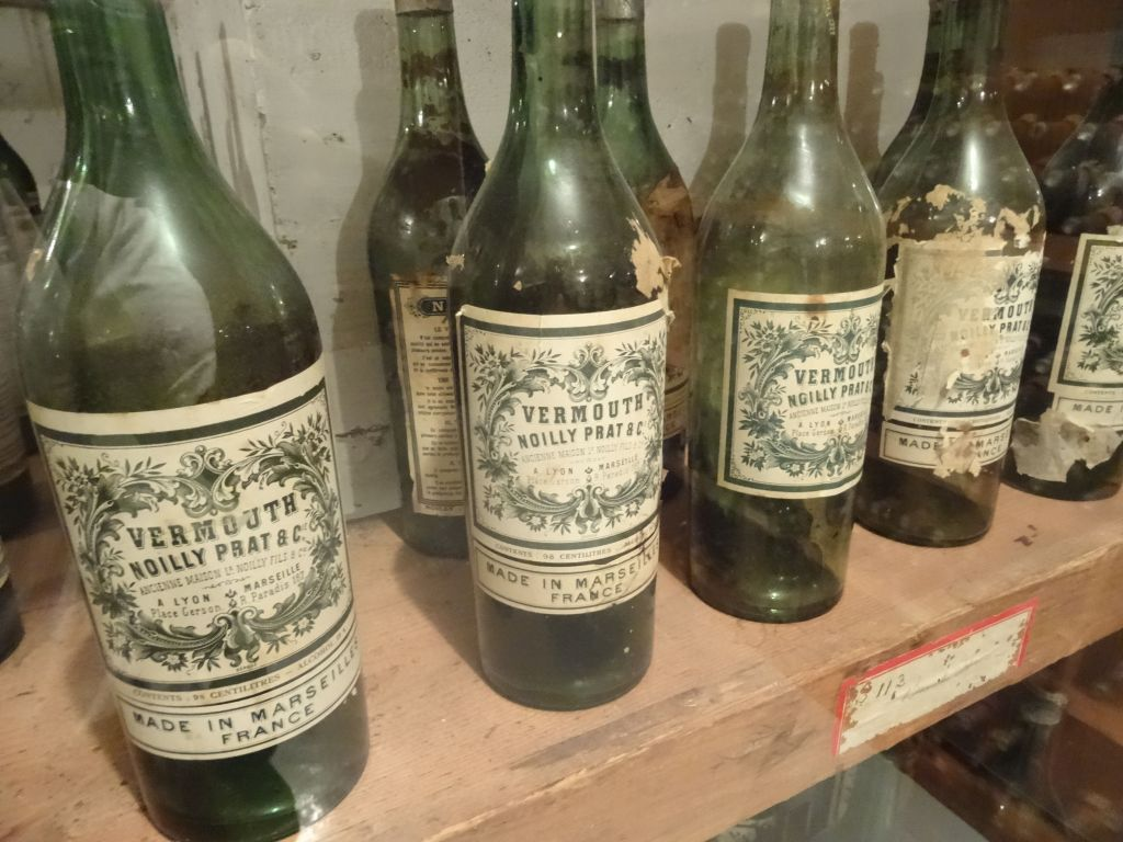 Vermouth Noilly Prat de Marseille