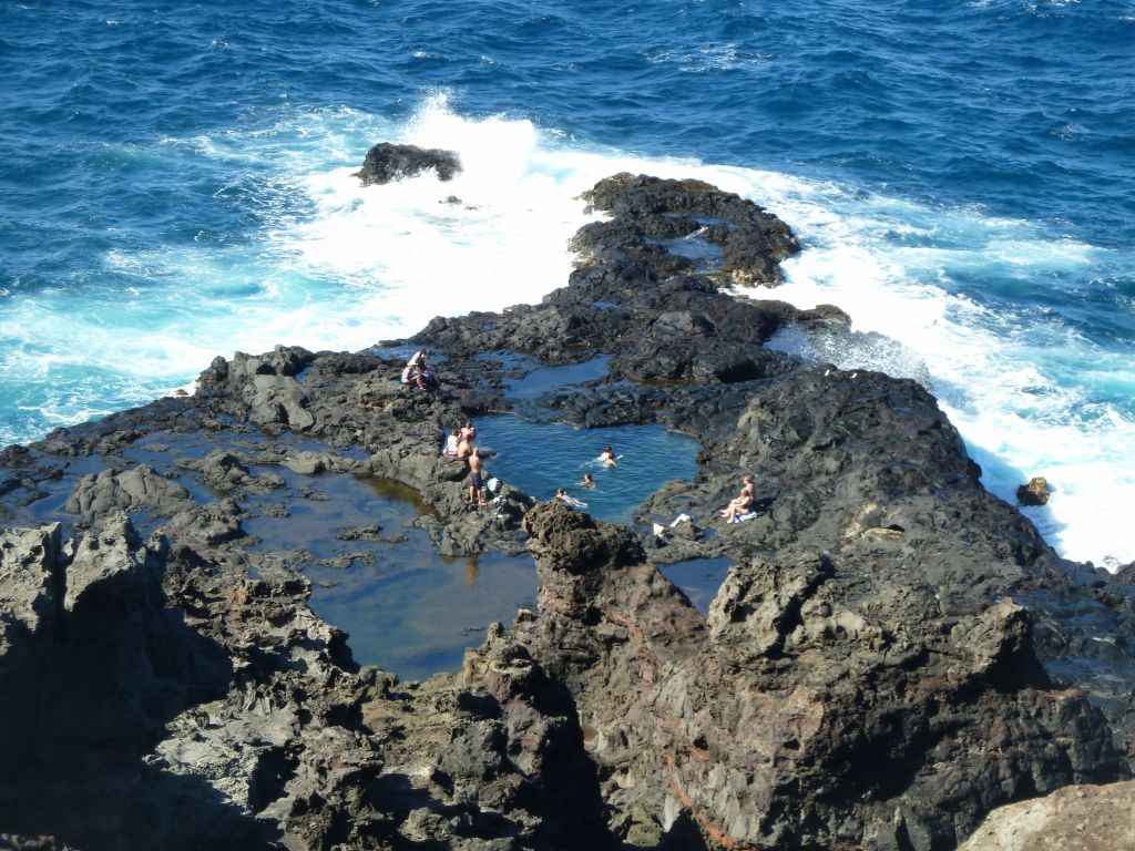 and the Olivine Pools