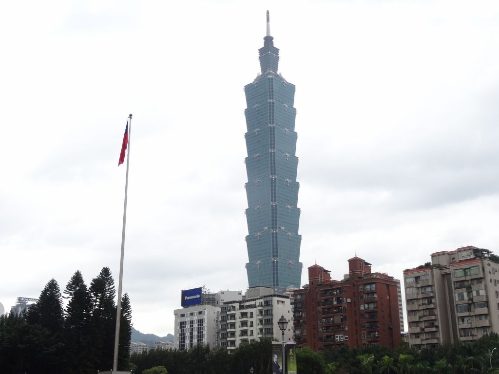 good shot from taipei 101 from there: