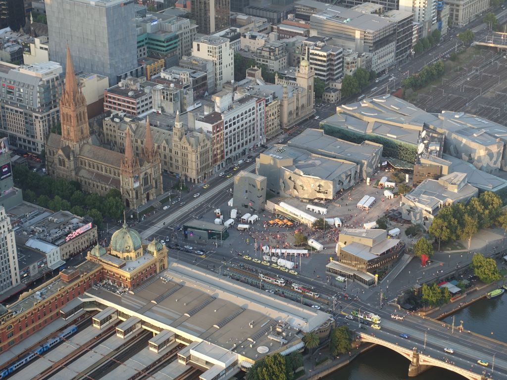 confederation square