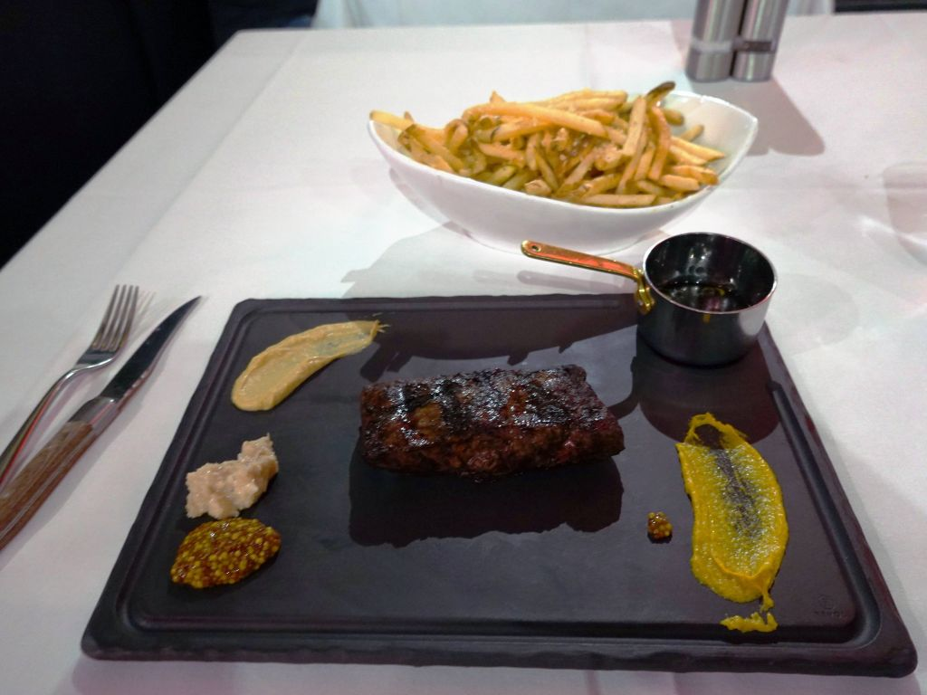 I tried expensive wagyu in a highly rated steak restaurant, and it was not melt in your mouth despite the very steep price