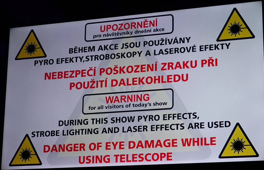 do not look in lasers with remaining good eye :)