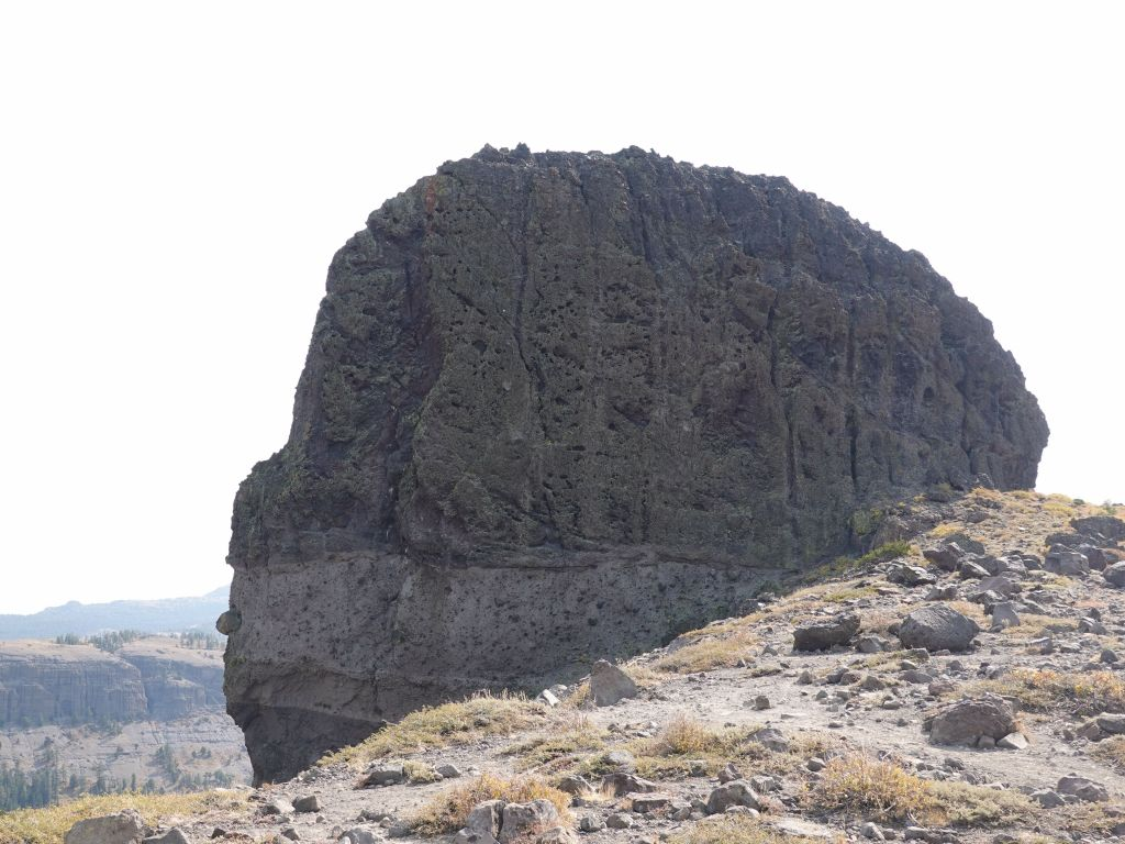 multiple big volcanic rocks