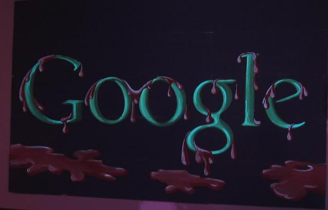 Google Hallowen