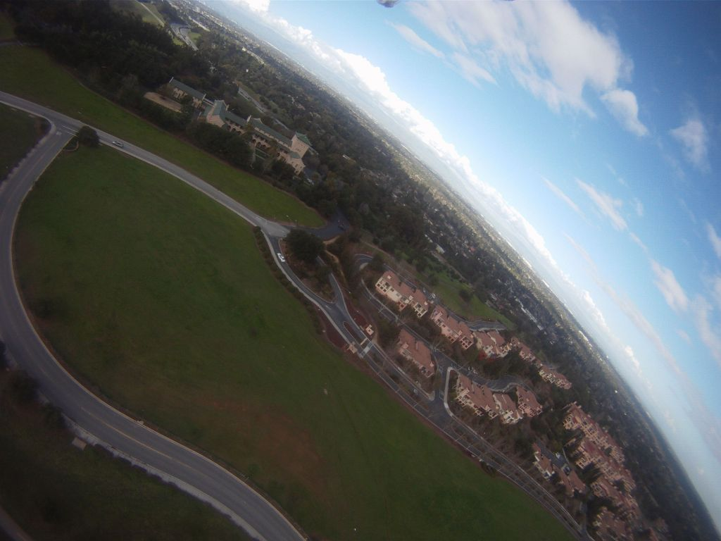 GoPro HD: Still nice crip picture, somewhat dull colors
