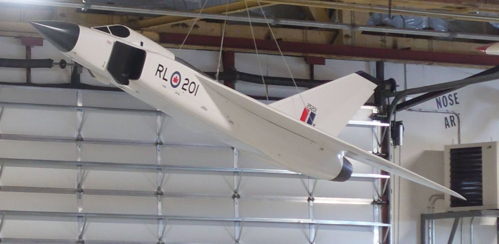 The Avro Arrow was supposed to be a Mach2+ fighter, but was sadly scrapped, dealing a big blow to Canadian aviation designs