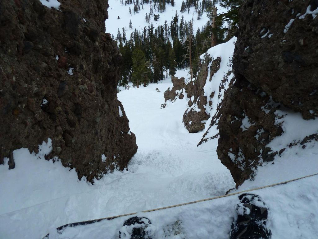 chutes were already good