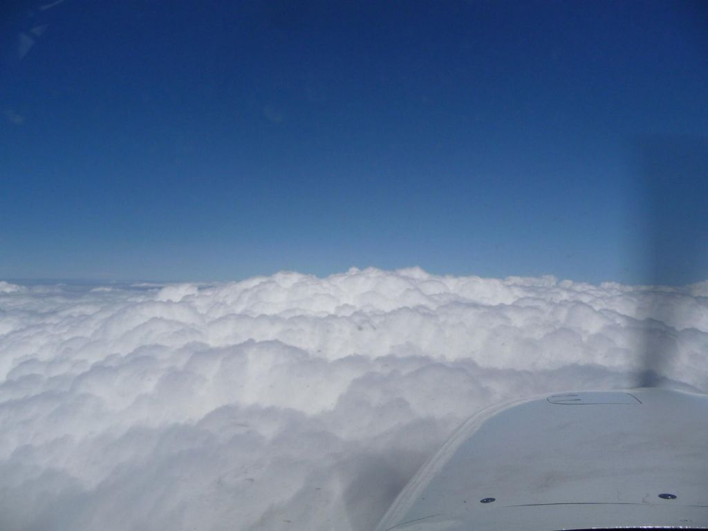 IFR over the top