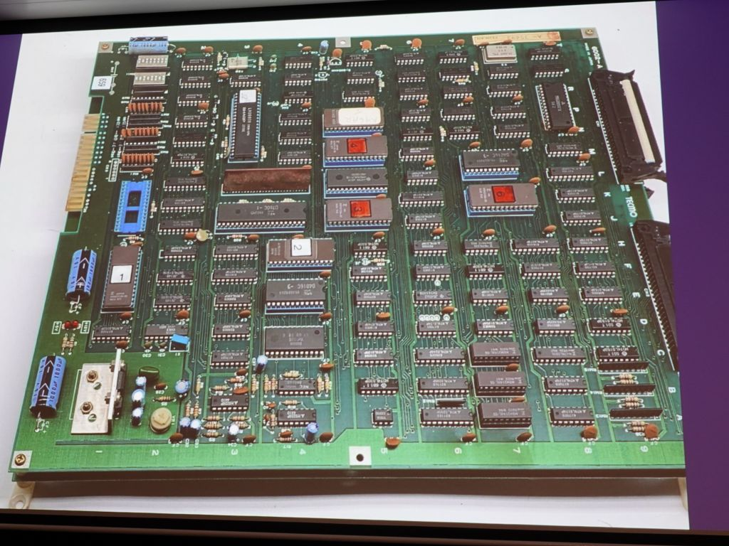 took a lot to run those video consoles back then, lots of it was RAM