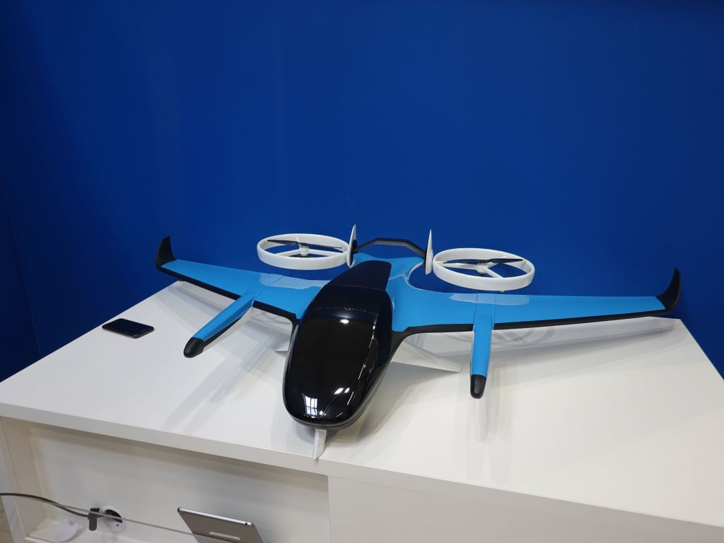 quadplane (multirotor for takeoff and conversion to plane in flight)