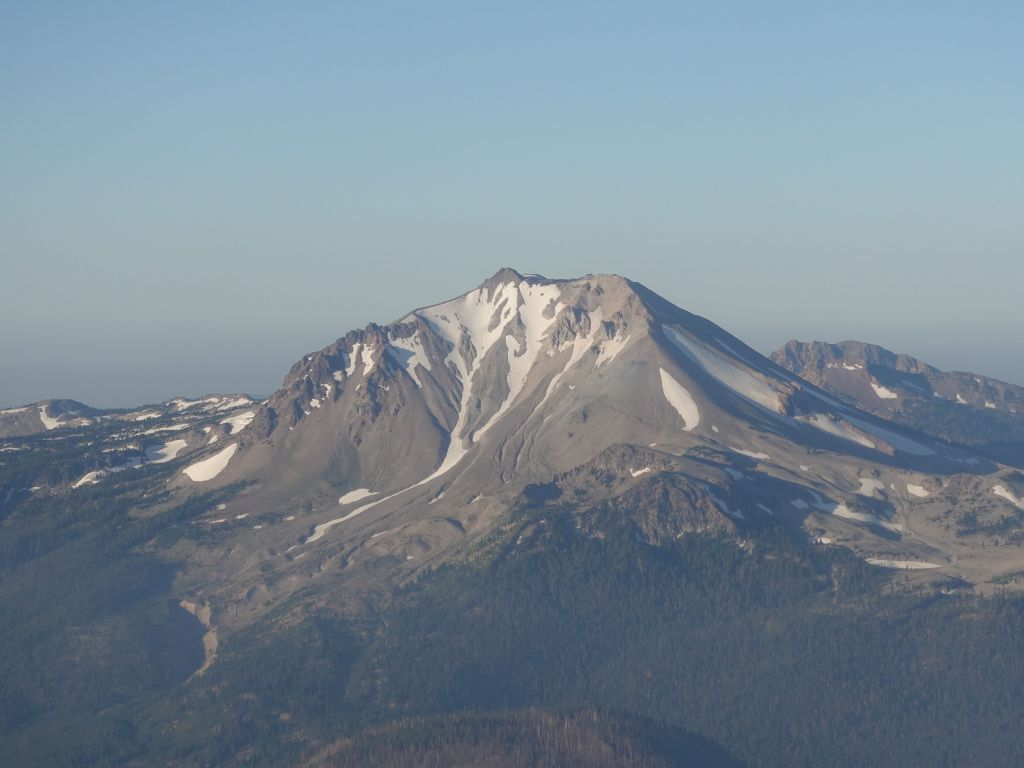 got lots of pictures from Lassen on the way