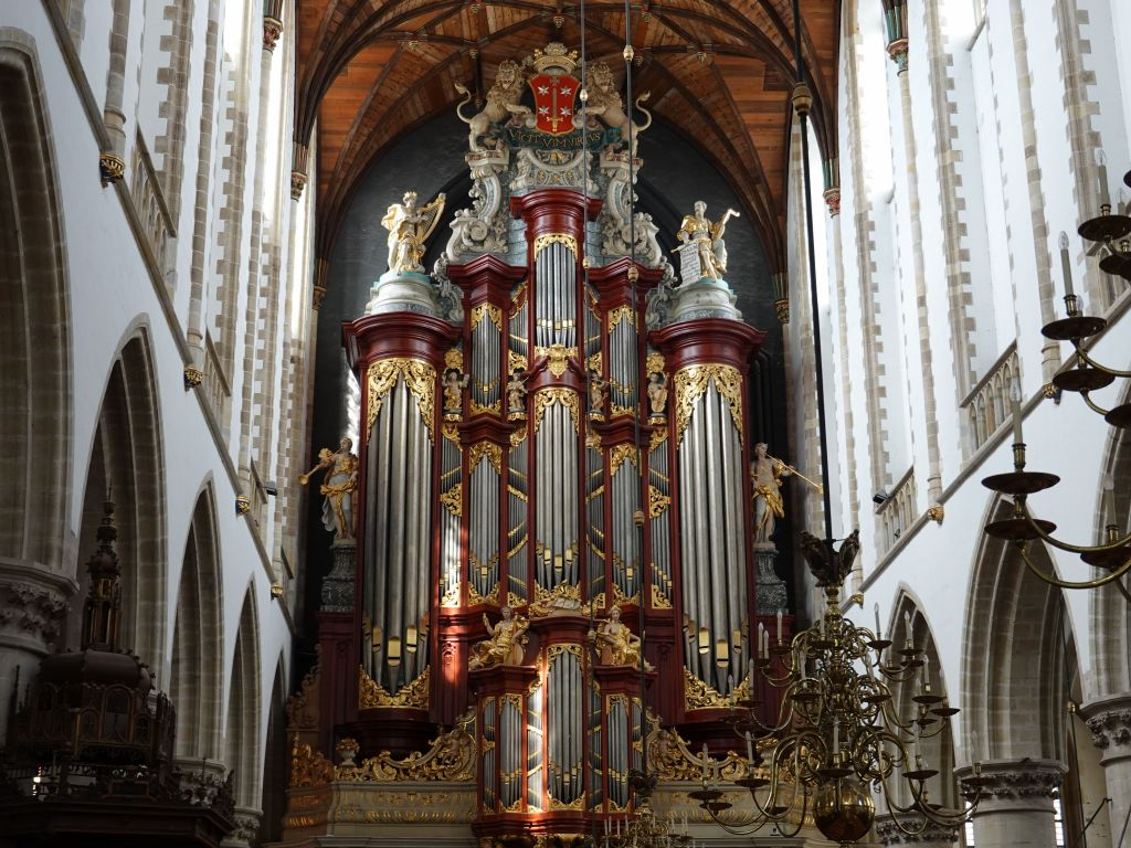 Mozart played on this organ