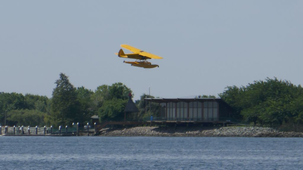 also a water plane