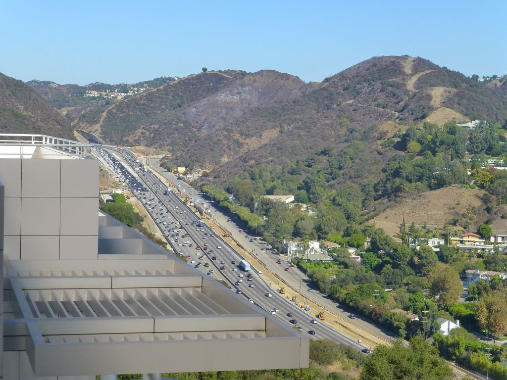 nice view of 405 :)