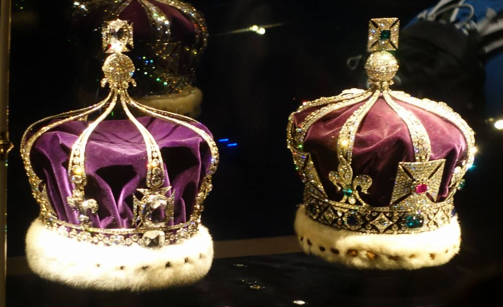 got to see the other crown jewels