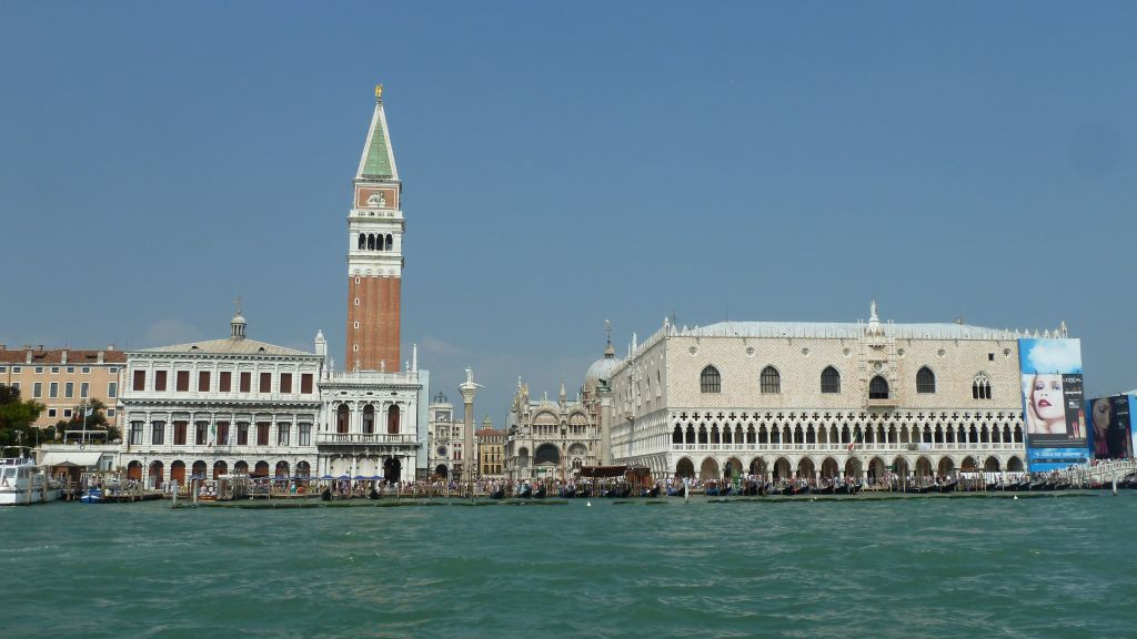 Nice view of Piazza San Marco